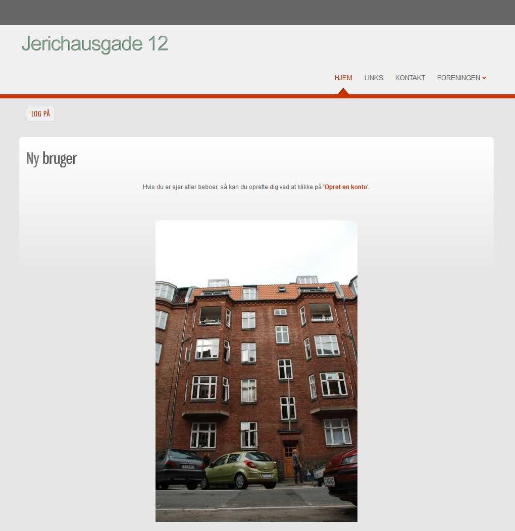 Ejerforeningen Jerichausgade 12