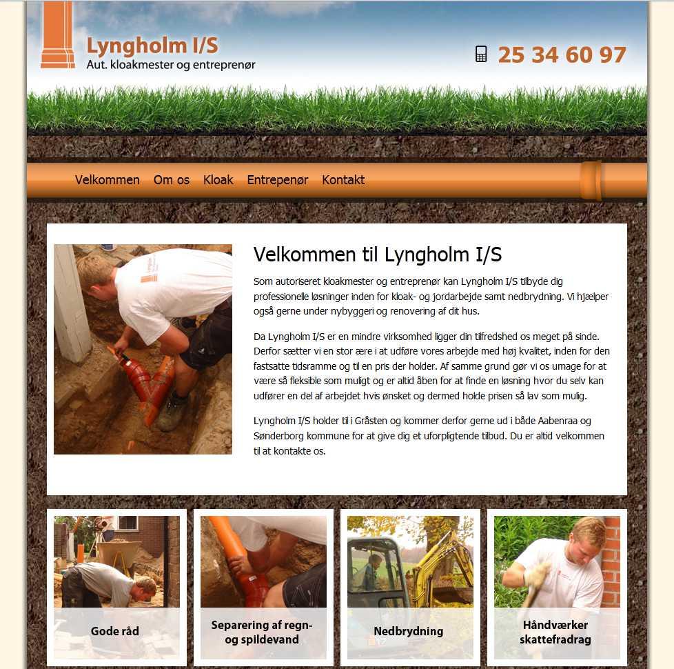 Lyngholm I/S